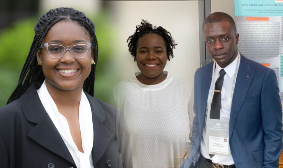 Happening on the 'Hill' – FAMU CAFS Students Receive $20,000 in Scholarships