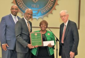 FAMU Recognizes Faculty Members for Their Commitment To Research